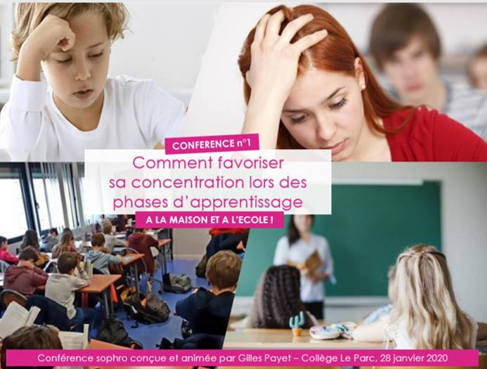 Comment favoriser sa concentration lors des phases d'apprentissage ?